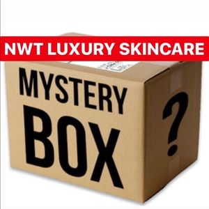 LUXURY Skincare Mystery Box